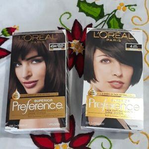 L'oréal Paris color hair